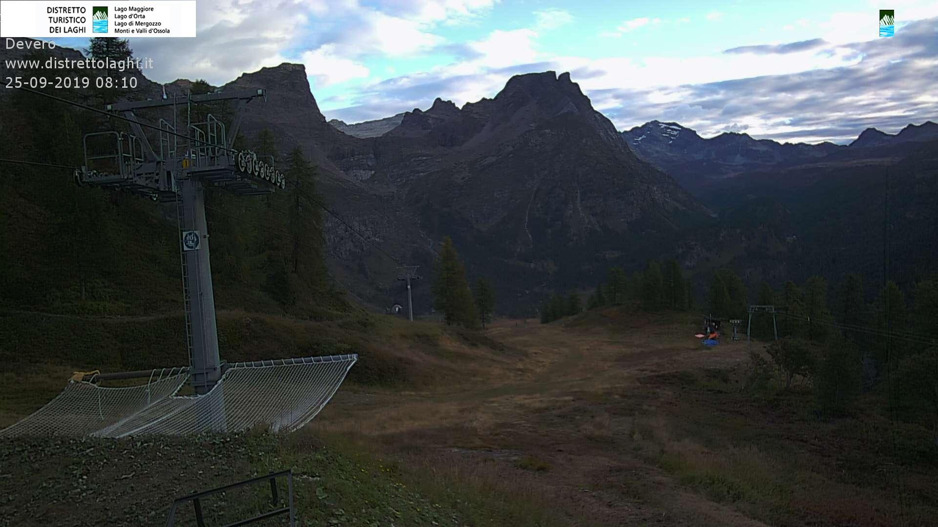 Webcam Alpe Devero